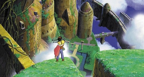 30 anos de O Castelo no Céu, clássico do estúdio Ghibli