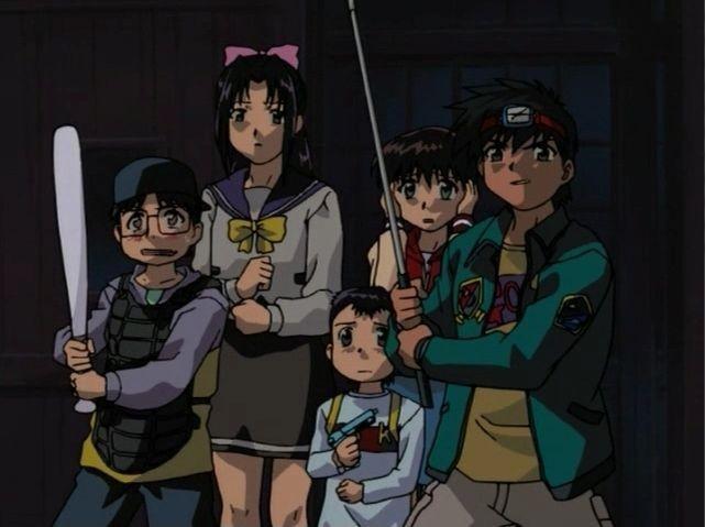 Gakko no Kaidan - La nostálgica del terror japonés